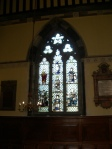 Balliol Chapel window nV