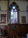 Balliol chapel wndow nIII