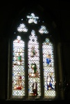 Balliol chapel window sIII