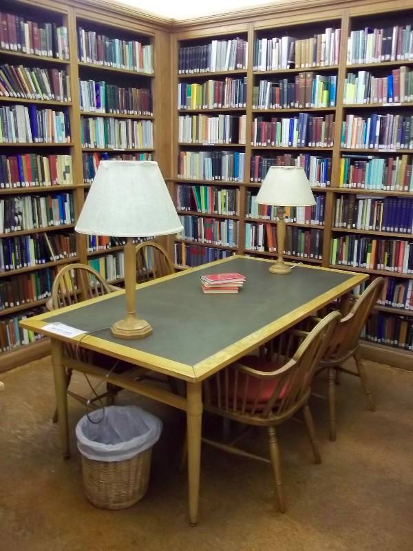Guest Post Farewell To The Library Chairs Balliol