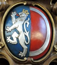 another example of Balliol's shield